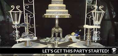 Party good for any event at Sunflower Rental Lawrence