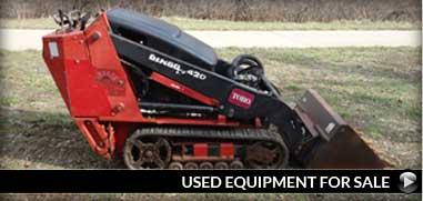 Used Rental Equipment for Sale