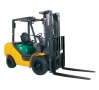 Komatsu FG25T Warehouse Forklift for rent sunflower equipment rental topeka lawrence blue springs kansas missouri