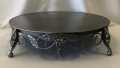 pewter cake stand for rent lawrence sunflower rental topeka blue springs kansas missour