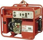 Multiquip 180 Amp Arc Welder for rent sunflower equipment rental topeka lawrence blue springs kansas