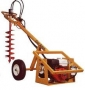 Easy Auger Towable Post Hole Digger