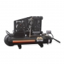 Mi-T-M AM1-PE15-08M 8-Gallon Portable Electric Single Stage Air Compressor for rent sunflower equipment rental topeka lawrence blue springs kansas