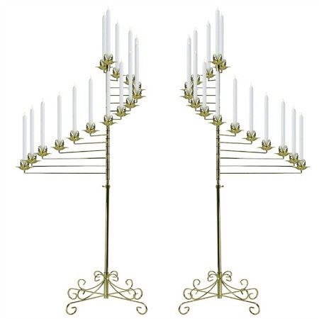 spiral candelabra for rent lawrence sunflower rental topeka blue springs kansas missouri
