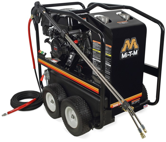 Hot water pressure washer for rent sunflower equipment rental topeka lawrence kansas blue springs missouri