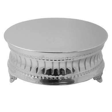 silver cake stand for rent sunflower equipment rental topeka lawrence blue springs kansas
