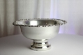 Silver punch bowl and tray for rent lawrence sunflower rental topeka blue springs kansas missour
