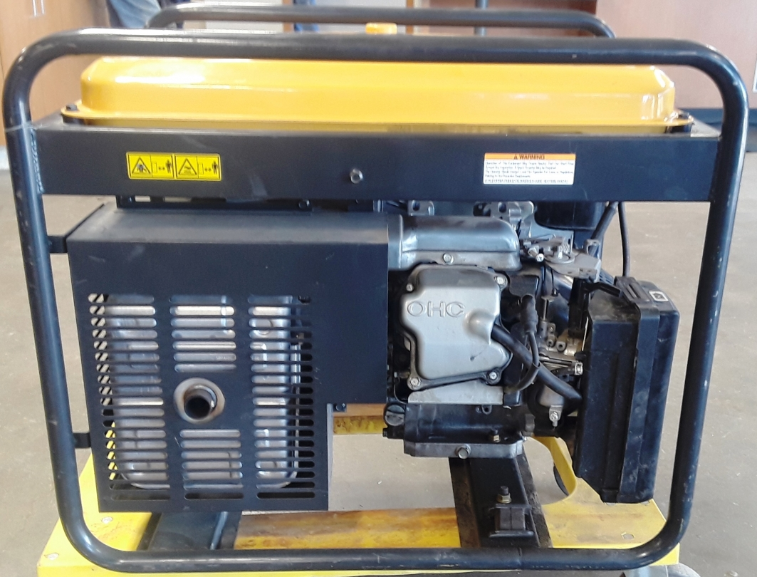 Subaru Generator RGX7500 for sale or rent sunflower equipment rentals topeka lawrence kansas blue springs missouri