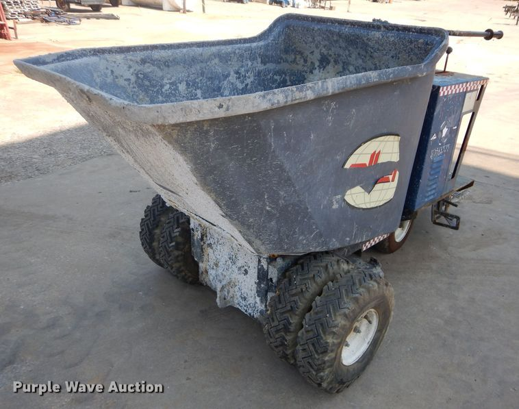 Miller B-16 Concrete Buggy for sale or rent sunflower equipment rentals topeka lawrence kansas blue springs missouri