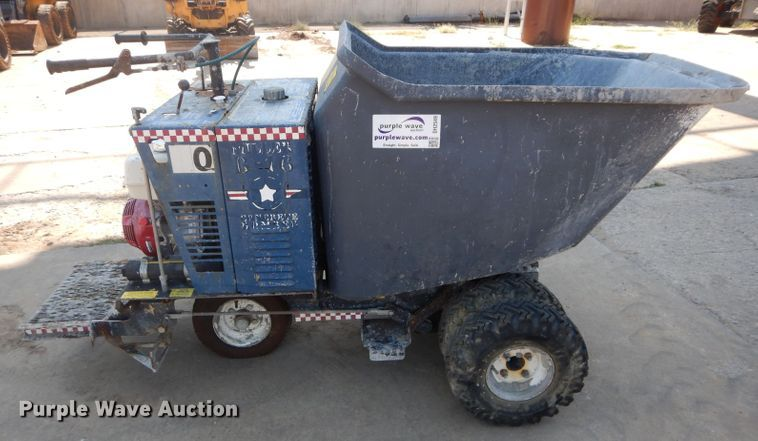 Miller B-16 Concrete Buggy for sale or rent sunflower equipment rental topeka lawrence kansas blue springs missouri