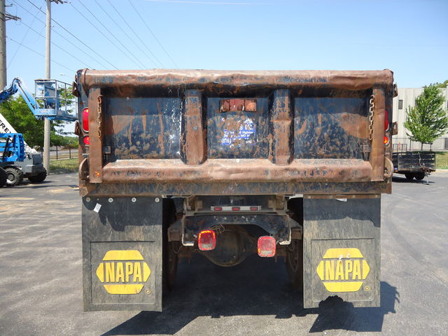 Ford dump truck for rent or sale sunflower equipment rental topeka lawrence blue springs kansas