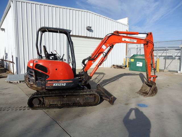 Kubota excavator for rent or sale sunflower equipment rental topeka lawrence blue springs kansas