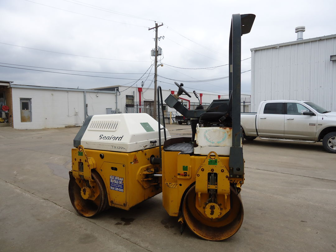 benford ride on drum roller for rent or sale sunflower equipment rental topeka lawrence blue springs kansas
