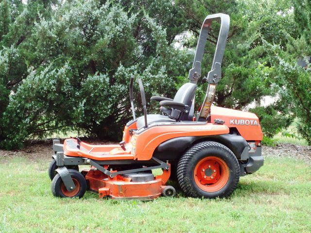 Kubota ZTR Mower for sale or rent sunflower equipment rental topeka lawrence blue springs kansas