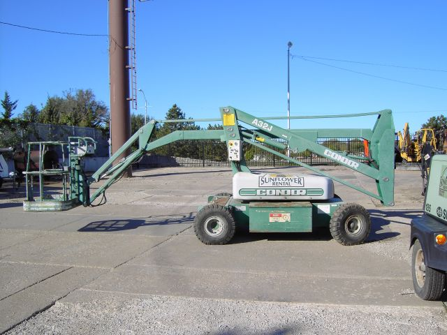 condor lift for rent or sale Sunflower Equipment Rental topeka Lawrence blue springs kansas