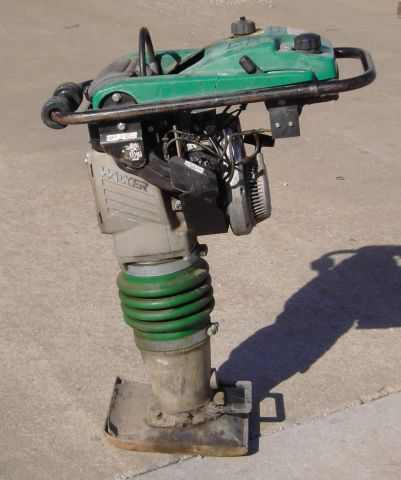 wacker tamper rammer jumping jack for rent or sale sunflower equipment rental topeka lawrence blue springs kansas